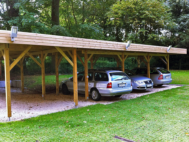 carport bois labels fsc pefc