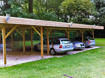 carport moderne collectivite Cover Concept