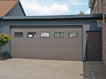 carport porte sectionnelle Cover Concept