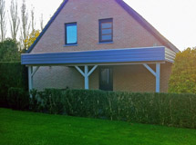 fabricant carport moderne gris Cover Concept