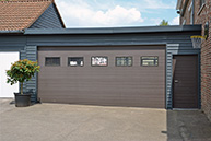 carport porte sectionnelle Import Garden thumb