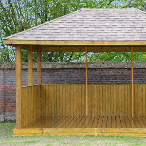 tonnelle en bois et gazebo construction bois import garden. Black Bedroom Furniture Sets. Home Design Ideas