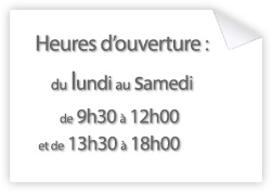 box horaires
